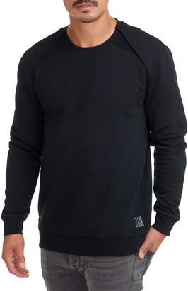 ONLY & SONS Long-Sleeve Cotton Sweatshirt