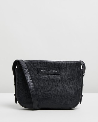 Status Anxiety In Her Command Cross Body Bags