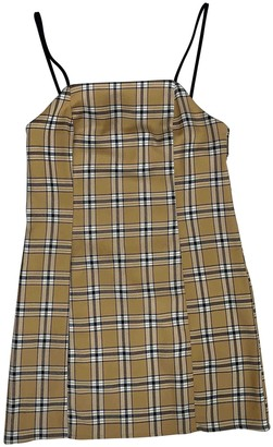 Urban Outfitters Yellow Dress for Women