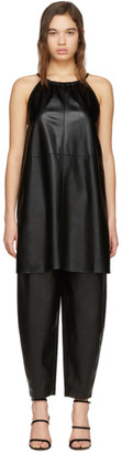 Áeron SSENSE Exclusive Black Clementine Dress