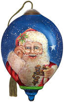 Precious Moments Santa Christmas Ornament