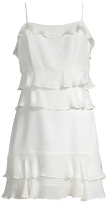 Parker Kristie Ruffle Dress