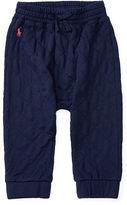Ralph Lauren Quilted Fleece Jogger Pant