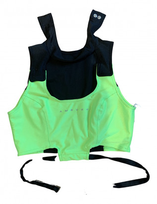 Ambush Green Polyester Tops