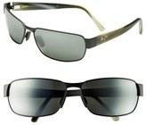 Maui Jim 'Black Coral - PolarizedPlus ® 2' 65mm Sunglasses