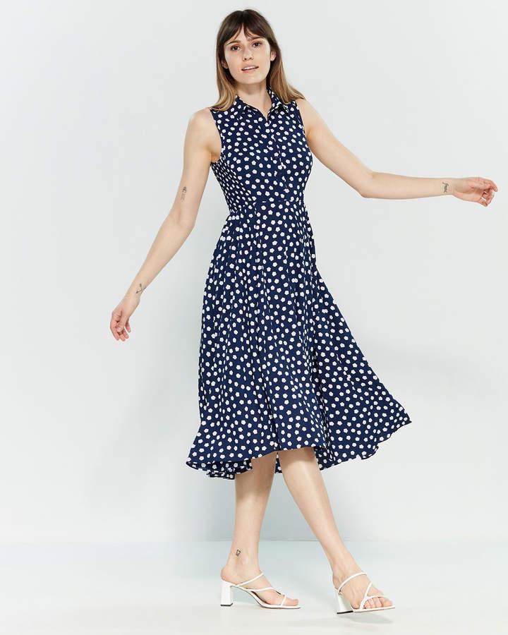 905523f5e59e Kate Spade Dots Dress - ShopStyle