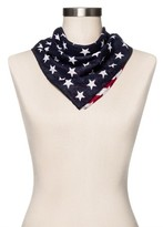 Mossimo Americana Stars and Stripes Bandana