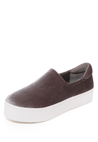 Opening Ceremony Cici Platform Slip On Sneakers