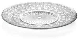 "Lorren Home Trends Medici 10"" Dinner Plates - Set of 4"