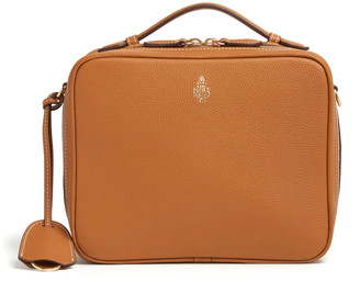Mark Cross Madison Leather Top Handle Bag