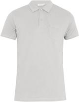 Sunspel Riviera cotton polo shirt