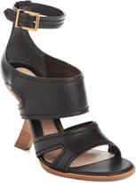 Alexander McQueen No. 13 Wedge Sandal