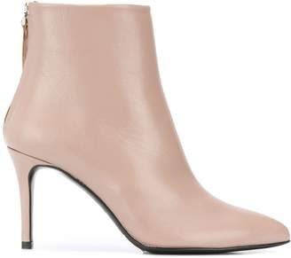 Albano pointed ankle boots
