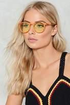 Nasty Gal nastygal Hotel California Tinted Glasses