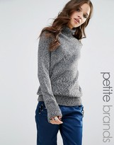 Glamorous Petite Roll Neck Knitted Sweater