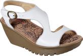 Skechers Women's Parallel Structure Platform Wedge Sandal