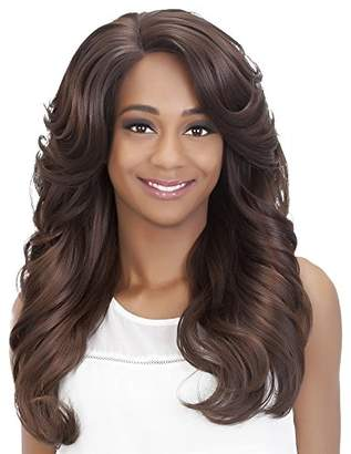 Vivica A Fox Hair Collection Honey New Futura Hair in Color Natural Baby Lace Front Wig