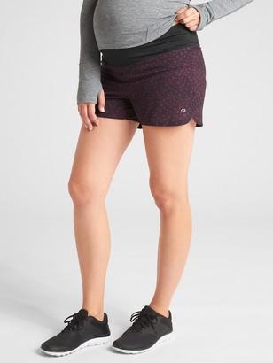 """Gap Maternity GapFit 3.5"""" Running Shorts"""