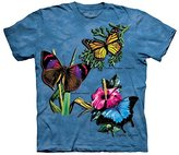 The Mountain Winged Collage T-Shirt