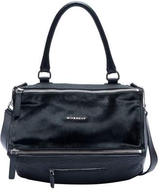 Givenchy Pandora Black Leather Handbags