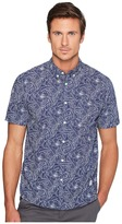 Penfield Cuyler Line Leaf Short Sleeve Shirt Men's Short Sleeve Pullover