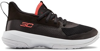 Under Armour UA Pre-School Curry 7 Basketball Shoes