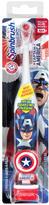 Arm & Hammer Marvel Heroes Spinbrush - Captian America