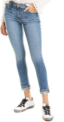 Joe's Jeans Curvy Cuffed Buxton Skinny Ankle Cut