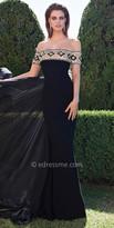 Tarik Ediz Lilum Evening Dress
