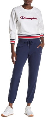 Champion Campus French Terry Logo Sweatpants