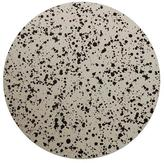 Tisch New York Splatter Print Wood Placemats Set of 2