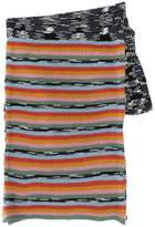 Missoni Multicolor Wool & Acrylic Knit Scarf