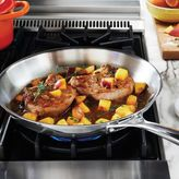 Le Creuset Stainless Steel Skillet, 10""