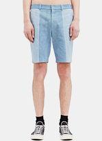 Schmidttakahashi Men's Jeans Shorts From Ss15 In Blue €300