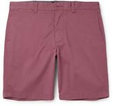 J.crew - Stanton Stretch-cotton Twill Chino Shorts