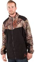 Men's Huntworth Camouflage Fleece Jacket