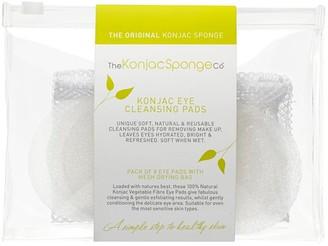 The Konjac Sponge Company Konjac Eye Cleansing Pads - 8 Pack