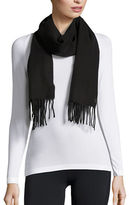 Calvin Klein Woven Fringed Scarf