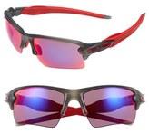 Oakley Men's 'Flak(TM) 2.0 Xl' 59Mm Sunglasses - Black