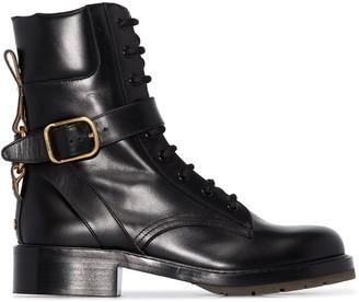 Chloé Diane ankle boots