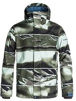 Quiksilver Snow Men's Mission Print Jacket