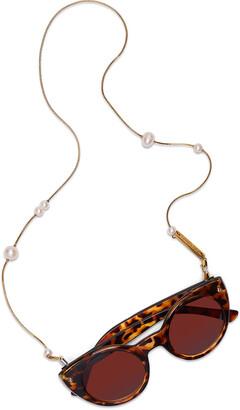Frame Chain Drop Pearl Chain
