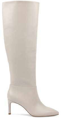 BCBGeneration Marlo Bianca Faux Leather Slouch Boots
