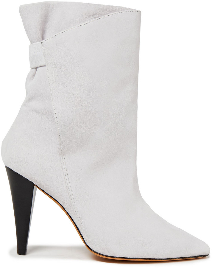 IRO Marsa Suede Ankle Boots