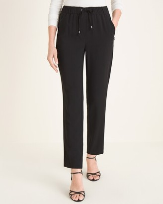 Chico's Relaxed Drawstring Ankle Pants