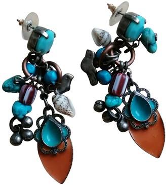 Reminiscence Metallic Metal Earrings