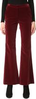 Theory Caroleena Velvet Pants