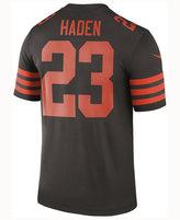 Nike Men's Joe Haden Cleveland Browns Legend Color Rush Jersey