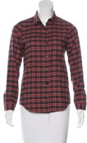 6397 Plaid Long Sleeve Shirt