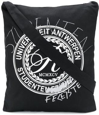 Raf Simons Print Tote Bag